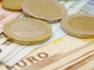 euro-banknoten-kredite