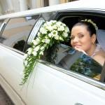 Mit der Limousine zum Geschäftsabschluss