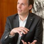 Interview mit Junge Wirtschaft Bundesvorsitzenden Rohrmair-Lewis