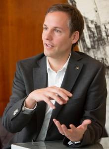 JW-Bundesvorsitzenden-Herbert-Rohrmair-Lewis Fotocredit: Junge Wirtschaft (JW)