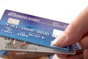 Kreditkarten-Daten: Online speziell auf Sicherheit achten!