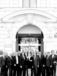 Die Partner der Bank Gutmann Foto: Bank Gutmann
