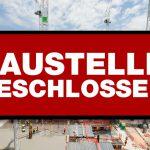 Baustellen Schließung in Österreich – Forderung der FPÖ in Tirol