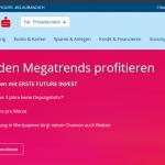 ERSTE FUTURE INVEST Fondssparen in Österreich – Gebühren, Erfahrung, Test